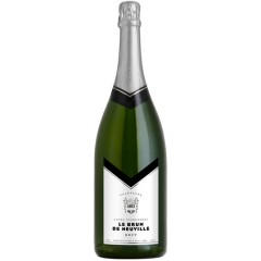 MAGNUM - CUVEE CHARDONNAY - CHAMPAGNE LE BRUN DE NEUVILLE (France - Champagne - Champagne AOC - Champagne Blanc - 1,5 L)