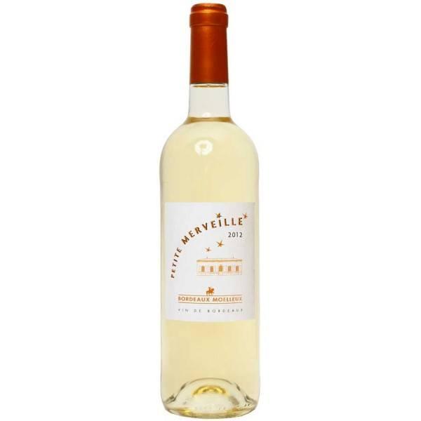Vin Bordeaux Rouge Moelleux