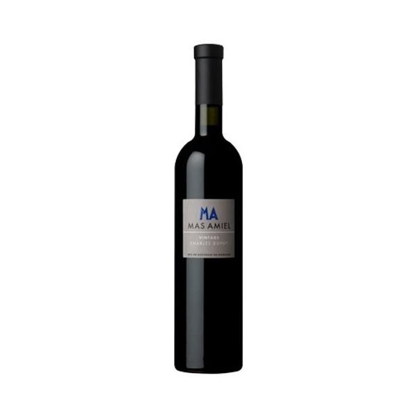 vin rouge mas amiel