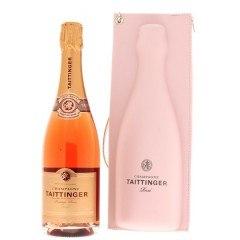 CHAMPAGNE TAITTINGER BRUT PRESTIGE ROSE (France - Champagne - Champagne AOC - Champagne Rosé - 0,75 L)