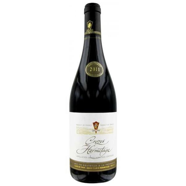 vin rouge hermitage