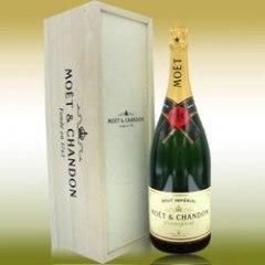 CHAMPAGNE MOET ET CHANDON - Brut Impérial - Balthazar 12L (France - Champagne - Champagne AOC - Champagne Blanc - 12 L)