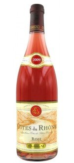 ROSE - COTES DU RHONE 2013 - E. GUIGAL (France - Vin Rhône - Côtes du Rhône AOC - Vin Rosé - 0,75 L)